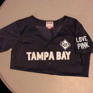 ac255dbd PINK Victoria's Secret Tops | Victorias Secret Pink Loose Fit Tampa ...